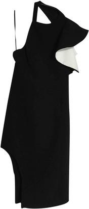 C/Meo Black Polyester Dresses