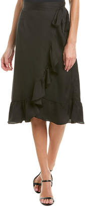 ABS by Allen Schwartz COLLECTION Collection Wrap Skirt