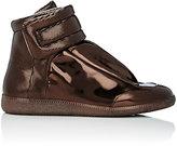 Maison Margiela Men's Future Ankle-Strap Sneakers-BROWN