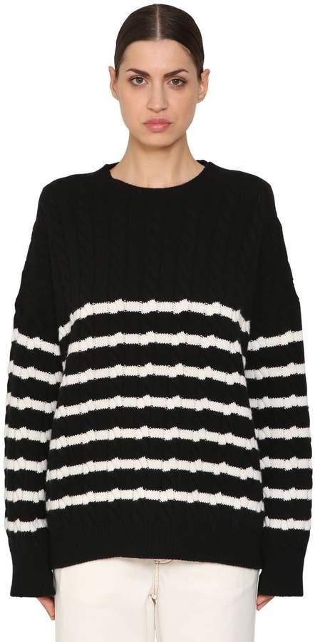 dc8d462cbd Black Striped Sweater - ShopStyle UK