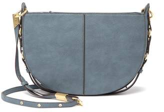 Foley + Corinna Wildheart Hobo Vegan Leather Crossbody Bag