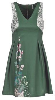 Smash Wear LYANA women's Dress in Kaki