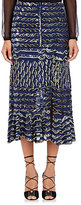 Altuzarra WOMEN'S SEQUIN-EMBROIDERED DEVI SKIRT