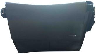 Ermenegildo Zegna Black Cloth Bags