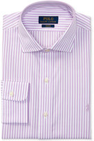Polo Ralph Lauren Men's Estate Classic/Regular Fit Non-Iron Striped Dress Shirt