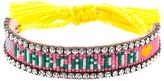 Shourouk Margarita Tassel Bracelet