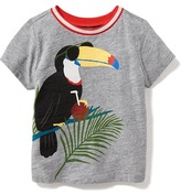 Old Navy Toucan-Graphic Tee for Baby