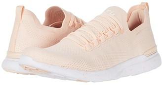 Athletic Propulsion Labs (APL) Techloom Breeze (Pink Linen) Women's Running Shoes