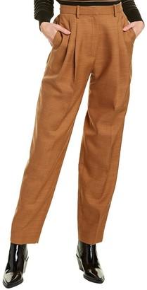 PARTOW Rio Wool & Silk-Blend Pant