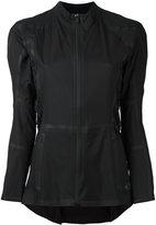 Y-3 Sport Y3 Sport - zipped sports jacket - women - Polyamide/Spandex/Elastane - XS