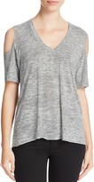 Nation Ltd. Rockaway Beach Cold Shoulder Tee