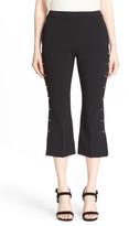 Jonathan Simkhai Stretch Wool Studded Pants