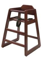 Lipper 516C High Chair, Cherry by