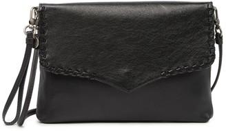 The Sak Collective Legend Leather Flap Crossbody Bag