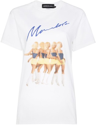 Mowalola Homecoming graphic-print T-shirt