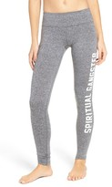 Spiritual Gangster Women's Collegiate Leggings