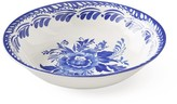 Williams-Sonoma Williams Sonoma AERIN Sea Blue Floral Serve Bowl