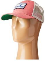 Vineyard Vines Lighthouse Patch Trucker Hat Caps