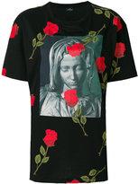 Marcelo Burlon County of Milan Chekkar T-shirt
