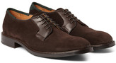 Paul Smith Suede Derby Shoes