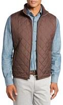 Peter Millar Men's 'Hudson' Lightweight Quilted Vest