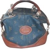 Valentino Green Leather Handbag