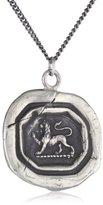 "Pyrrha talisman"" Sterling Silver Harmony Necklace"