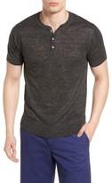 Bonobos Men's Linen Henley T-Shirt