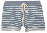 Sahara cotton-jersey shorts