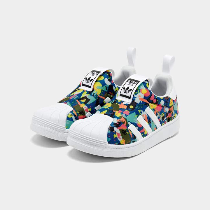 buy cheap 802ea 6c7d4 Girls' Little Kids' Superstar 360 Casual Shoes