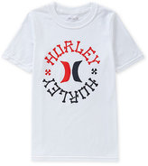 Hurley 8-20 Charge Short-Sleeve Tee