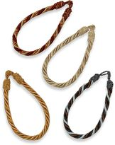 Bed Bath & Beyond Chenille Rope Window Curtain Tie Back