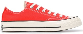 Converse Chuck 70 low-top canvas trainers