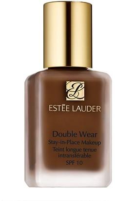 Estee Lauder Double Wear Stay-In-Place Foundation Spf10 30Ml 8N1 Espresso (Deep Dark, Neutral)