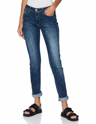 Herrlicher Women's Super G Slim Denim Powerstretch Jeans