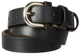 Merona Women's Modern Dress Belt - Black