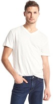 Gap Slub V-neck tee