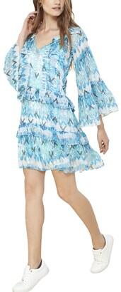 Hale Bob Blouson Dress