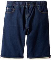Paul Smith Fleece Denim Shorts Boy's Shorts
