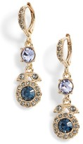 Givenchy Women's Crystal Drop Earrings