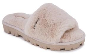 Nautica Amare Faux Fur Slippers Women's Shoes