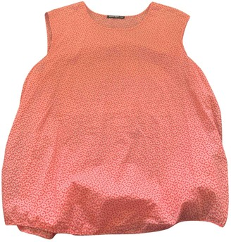DEPARTMENT 5 Pink Cotton Top for Women