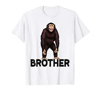 Monkey Brother Animal Jungle Humorous T-Shirt
