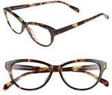 Corinne McCormack Women's 'Marge' 52Mm Reading Glasses - Brown