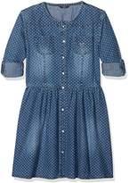 GUESS Girl's LS Dress,(Manufacturer Size: 8)