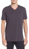 Velvet by Graham & Spencer Men's 'Samsen' V-Neck T-Shirt