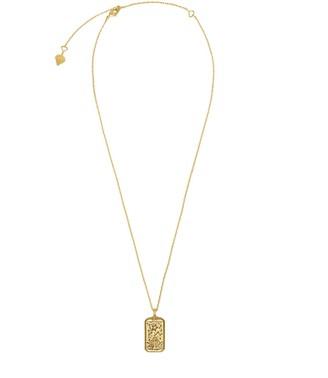 Wanderlust + Co L'Etoile Gold Necklace