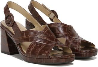 Naturalizer Heeled Slingback Sandals - Renly