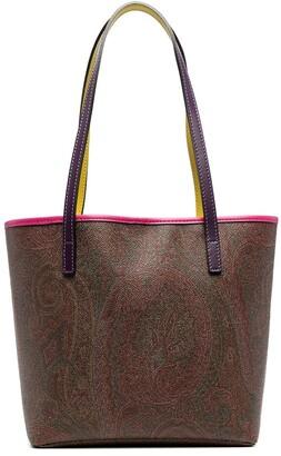 Etro Paisley-Print Tote Bag