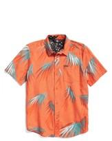 Volcom Boy's Maui Palm Shirt